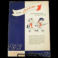 Vintage Book, The Lookies, 1954 Vintage Children's reference activity book for World Book Encylopedia