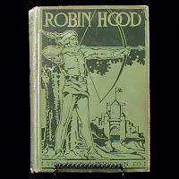 Antique Book: Robin Hood, Edwin Prittie 1923