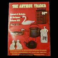 Vintage Book: Annual of Articles on Antiques for 1978 Volume VII, The Antiques Trader Weekly