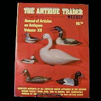 Vintage Book: Annual of Articles on Antiques for 1982, The Antiques Trader Weekly