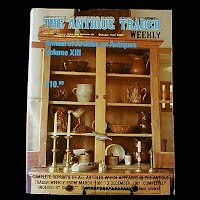 Vintage Book: Annual of Articles on Antiques for 1983, The Antiques Trader Weekly