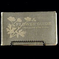 Antique Book, Flower Guide-Flowers East of the Rockies, Chester A Reed 1920
