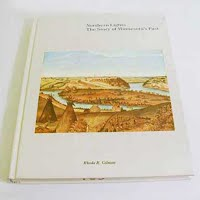 Book, Northern Lights, The Story of Minnesota's Past, 1989