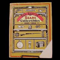 Vintage Book, The Best of Sears Collectibles 1905-1910, 1976