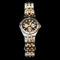 Men's Relic Wet Chronograph Wristwatch