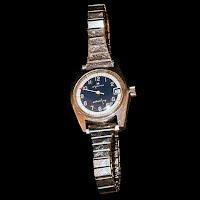 Vintage Hamilton Silver Watch