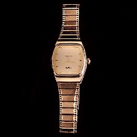 Vintage Faux Rolex Woman Watch