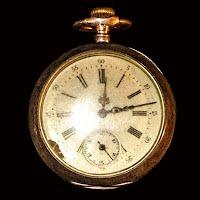 Antique Archimedes Reveil Watch
