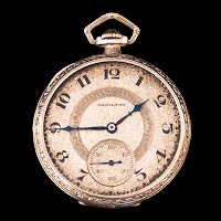 Antique Hamilton Pocket Watch