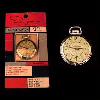 Antique Ingraham Pocket Watch