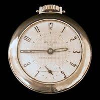 Antique Westclox Pocket Watch