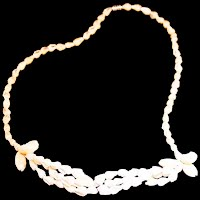 Vintage Cowie Shell Necklace