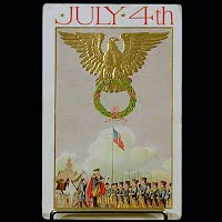 1913 Antique4th of July Postcard