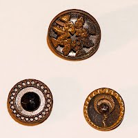 Antique Metal Buttons