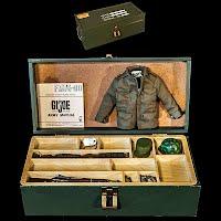 Vintage First Original GI Joe Footlocker with Accessories