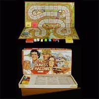 Vintage Ideal Dukes of Hazard Game 1981