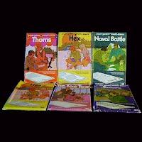 Vintage 3M Paper Games