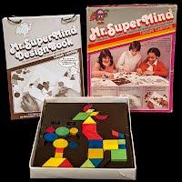 Vintage Mr. Super Mind, Leisure Learning