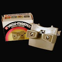 1969 Vintage View Master with box