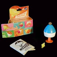 Vintage Wizzer top with box