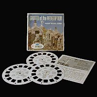 Vintage View Master Reels, Grotto of the Redemption Blisterpack (3)