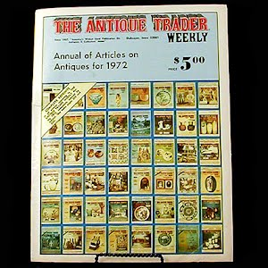 1972 Antique Trader Annual of Articles