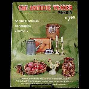 1975 Antique Trader Annual of Articles