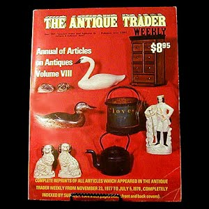 1978 Antique Trader Annual of Articles