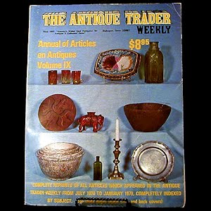 1979 Antique Trader Annual of Articles