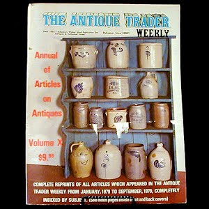 1980 Antique Trader Annual of Articles