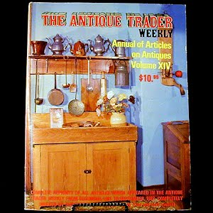 1984 Antique Trader Annual of Articles