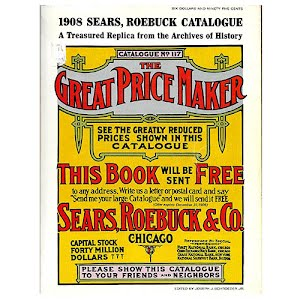 1908 Sears Roebuck Catalog