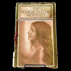 February 1909 The Burr McIntosh Monthly Magazine