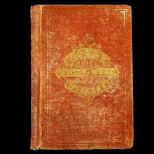 1877 Book Moody His Word, Works and Workers