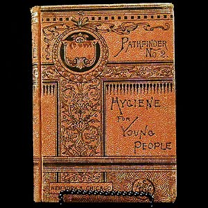 1885 Book Hygiene for Young People