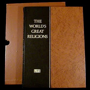 1957 Book Worlds Great Religions