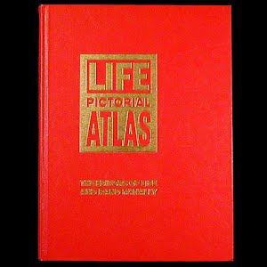 1961 Life Pictorial Atlas of the World