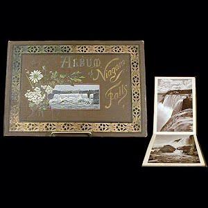 1892 Album of Niagara Falls