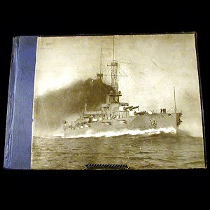 1915  Book The United States Navy from Revolution to Date