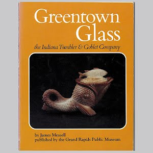 1979 Greentown Glass The Indiana Tumbler and Goblet Company