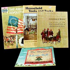Children s American Revolution Books
