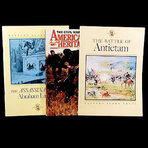 Childrens American Civil War Books