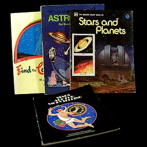 Childrens Stars and Planets and Constellations Books