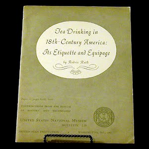 Tea Drinking in 18th Century Its Etiquette and Equipage