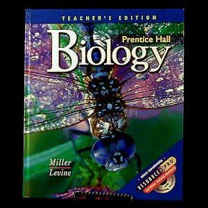 Biology Teachers Edition Textbook, 2002, high school