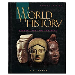 World History Perspectives on the Past Student Textbook, 1994, high school