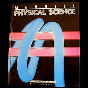 Physical Science Teacher's Wraparound Edition Textbook, 1993, high school
