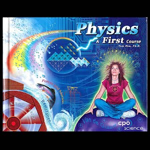 Physical Science Student Textbook, high school, A First Course