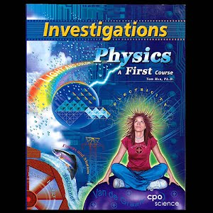 Physical Science Student Investigation Book, high school, A First Course