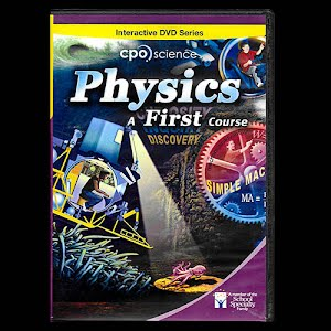 Physical Science Discovery Disks, high school, A First Course